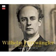 ヴィルヘルム・フルトヴェングラー&ベルリン・フィル/伝説のコンサート 1949〜1954(ターラ編)(6CD)