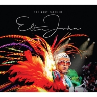 Many Faces Of Elton John (3CD)