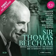 トマス・ビーチャム名演集 第2集 1952-1959 ロイヤル・フィル、BBC交響楽団(3CD)