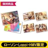 A4クリアファイル5枚セット (Poppin'Party/2017年復刻)【ローソン・Loppi・HMV限定】