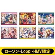 スクエアバッジ6個セットA【ローソン・Loppi・HMV限定】