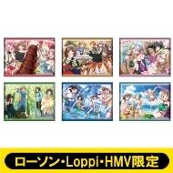 スクエアバッジ6個セットB【ローソン・Loppi・HMV限定】