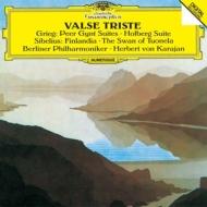 グリーグ:『ペール・ギュント』組曲、シベリウス:フィンランディア、トゥオネラの白鳥、 他 ヘルベルト・フォン・カラヤン&ベルリン・フィル(1981-84)