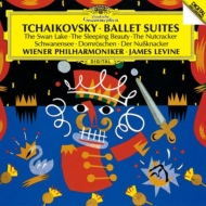 3大バレエ組曲〜白鳥の湖、眠りの森の美女、くるみ割り人形 ジェイムズ・レヴァイン&ウィーン・フィル