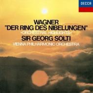 『ニーベルングの指環』管弦楽曲集 ゲオルグ・ショルティ&ウィーン・フィル