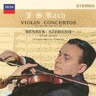 ヴァイオリン協奏曲集 ヘンリク・シェリング、コレギウム・ムジクム・ヴィンタートゥール