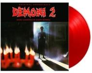 デモンズ 2 Demons 2 オリジナルサウンドトラック (レッド・ヴァイナル仕様/アナログレコード)