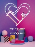 Hey! Say! JUMP LIVE TOUR SENSE or LOVE 【初回限定盤】