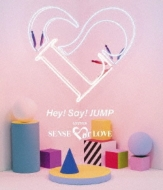Hey! Say! JUMP LIVE TOUR SENSE or LOVE (Blu-ray)
