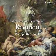 レクィエム、キリエ フィリップ・ヘレヴェッヘ&シャンゼリゼ管弦楽団、コレギウム・ヴォカーレ