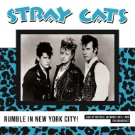 Nyc Rumble! Live At The Ritz October 18th 1988 (アナログレコード/Wax Radio)