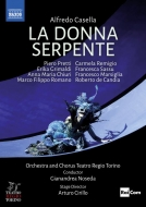 歌劇『ラ・ドンナ・セルペンテ』全曲 チリッロ演出、ノセダ&トリノ・レッジョ劇場、レミージョ、プラッティ、他(2016 ステレオ)(日本語字幕付)