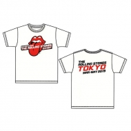 TRS Ex Tokyo Logo SS Tee White 2XL