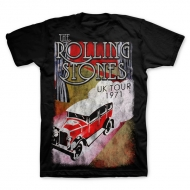 TRS UK Tour Truck SS Tee Black M