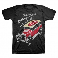 TRS 71 Tour Truck SS Tee Brown 2XL