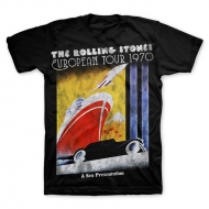 TRS UK Tour Boat Tee Black L