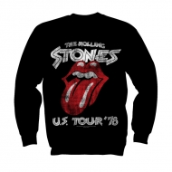 TRS US Tour 78 LS Tee Black 2XL