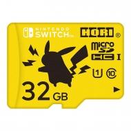 ポケットモンスターmicrosdカード 32gb ピカチュウ