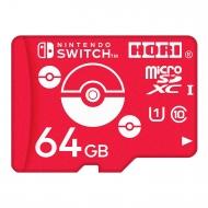 ポケットモンスター microSDカード 64GB(モンスターボール) for Nintendo Switch