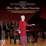 Liszt: Concerto, 1, Chopin: Sonserto, 2, Tchaikovsky: Concerto, 1, : Slenczynska(P)迫昭嘉 / 倉敷o