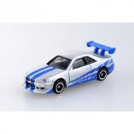 ドリームトミカ No.150 ワイルド・スピード BNR34 スカイライン GT-R