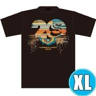 サマソニ20周年記念Tシャツ BLACK (XL)※事後販売分