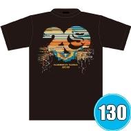 サマソニ20周年記念Tシャツ BLACK (130)※事後販売分