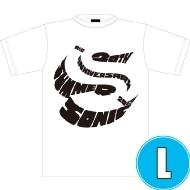 サマソニロゴTシャツ WHITE (L)