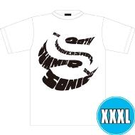 サマソニロゴTシャツ WHITE (XXXL)※事後販売分