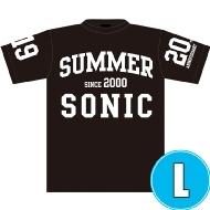 オールドスクールTシャツ BLACK (L)