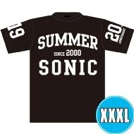 オールドスクールTシャツ BLACK (XXXL)※事後販売分