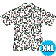 アロハシャツ WHITE (XXL)※事後販売分