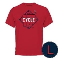 サイクルヒット記念Tシャツ【Cycle Diamond】 Lサイズ