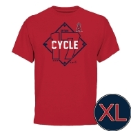 サイクルヒット記念Tシャツ【Cycle Diamond】 XLサイズ