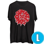 サマソニ×ROCK×ROCK×obobop Tシャツ BLACK (L)