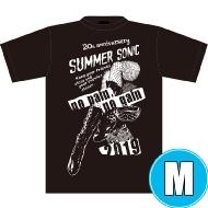 パンク・ロックTシャツ BLACK (M)※事後販売分