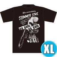 パンク・ロックTシャツ BLACK (XL)※事後販売分