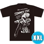 パンク・ロックTシャツ BLACK (XXL)※事後販売分
