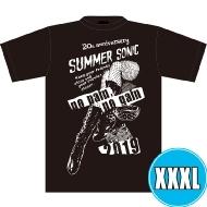 パンク・ロックTシャツ BLACK (XXXL)※事後販売分