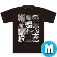 ROCK Tシャツ BLACK (M)※事後販売分