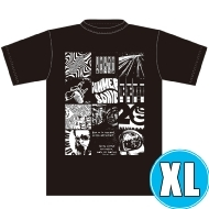 ROCK Tシャツ BLACK (XL)※事後販売分