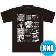 ROCK Tシャツ BLACK (XXL)※事後販売分