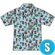 アロハシャツ BULE (S)※事後販売分