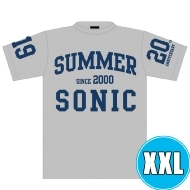 オールドスクールTシャツ GRAY (XXL)※事後販売分