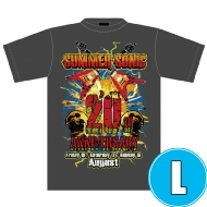 ヴィンテージ HARD ROCK Tシャツ GRAY (L)