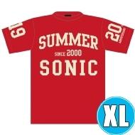 オールドスクールTシャツ RED (XL)※事後販売分