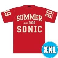 オールドスクールTシャツ RED (XXL)※事後販売分
