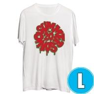 サマソニ×ROCK×ROCK×obobop Tシャツ WHTE (L)