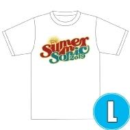 SUNSHINE Tシャツ WHITE (L)