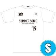 ドライTシャツ WHITE (S)※事後販売分